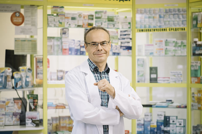 Pharmacy owner by Content Team on 500px