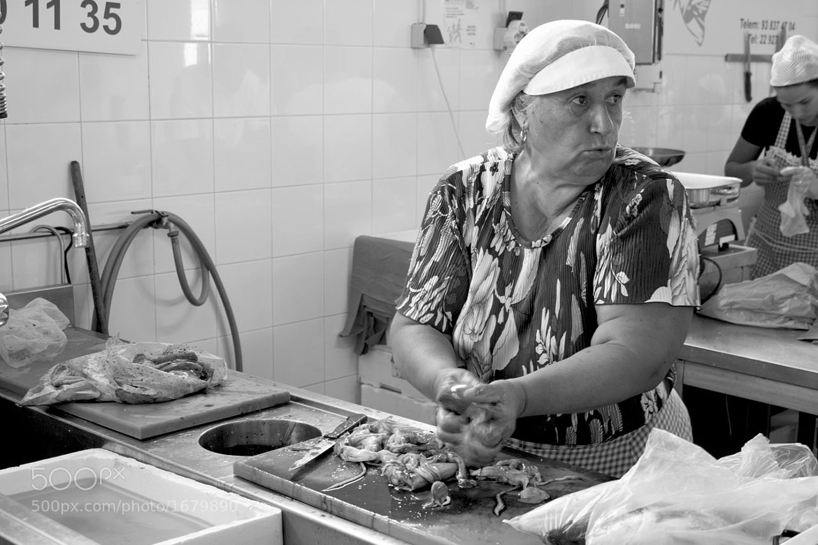 Photograph Fishmonger by Ricardo  Vilela on 500px