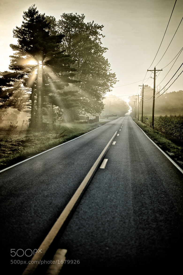Photograph Morning Haze by Gage Caudell on 500px