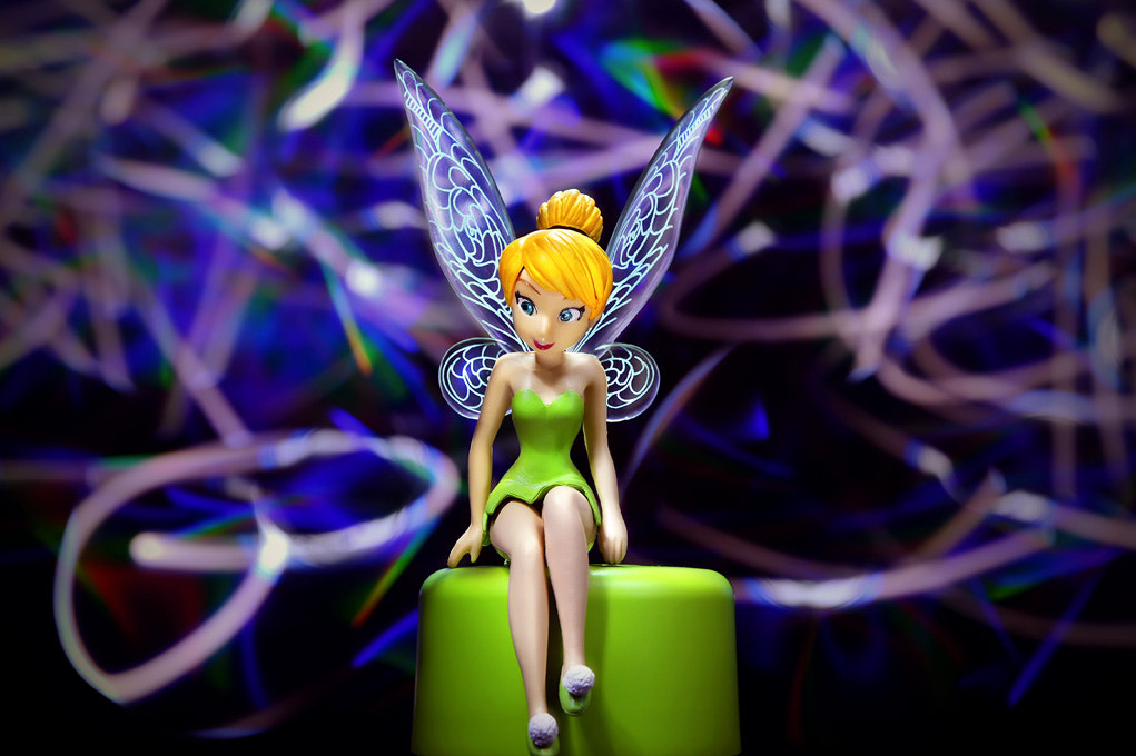 Photograph  Tinkerbell by sony tagor on 500px