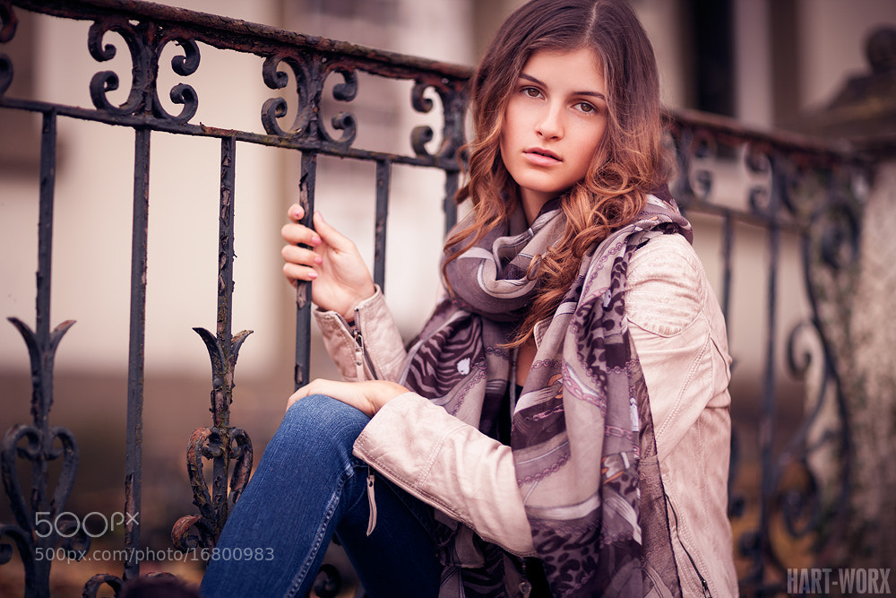 Photograph Michaela II by Hartmut Nörenberg on 500px