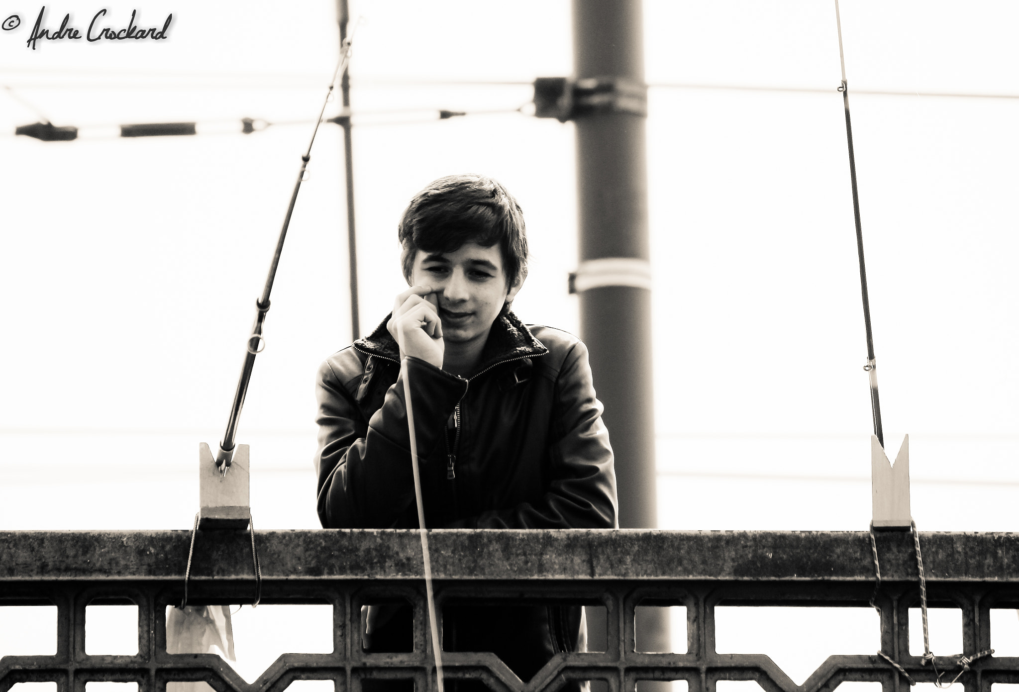 Photograph That boy by Andre Crockard on 500px