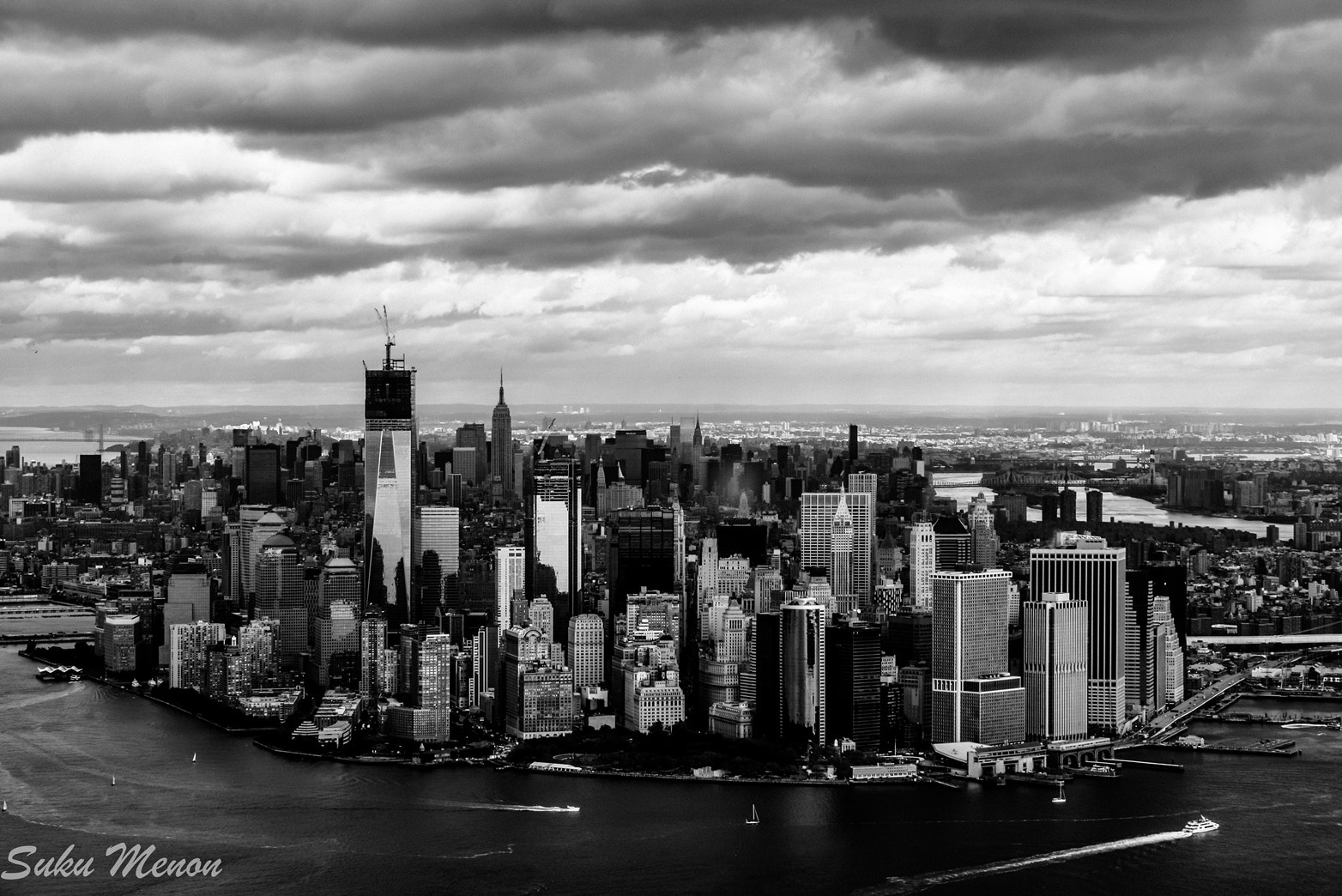 Photograph NYC in B&W 5 by Sukumaran Menon on 500px