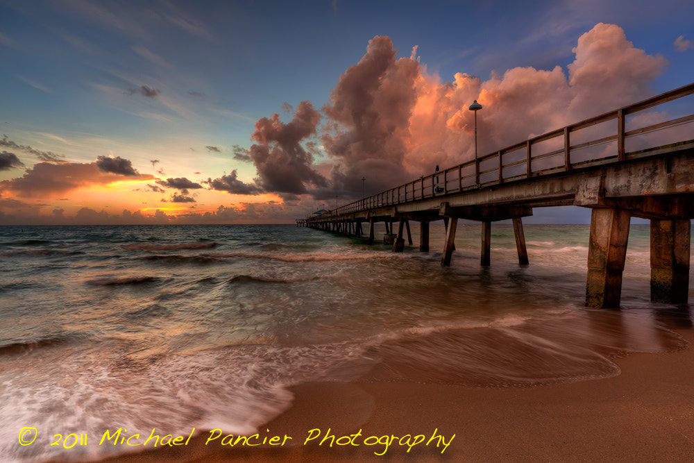 Photograph Stormy Sunrise by Michael Pancier Photography on 500px