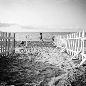 Mare / Sea n.8 - Finale Ligure, Italy 2016