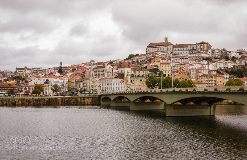 Photograph Coimbra City by Rodrigo Mortágua on 500px