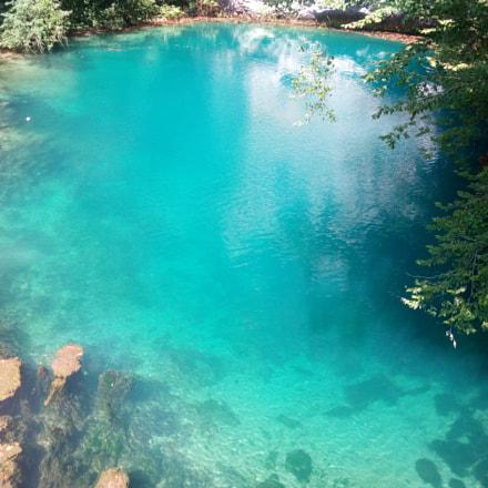 Голубое озеро ,Абхазия