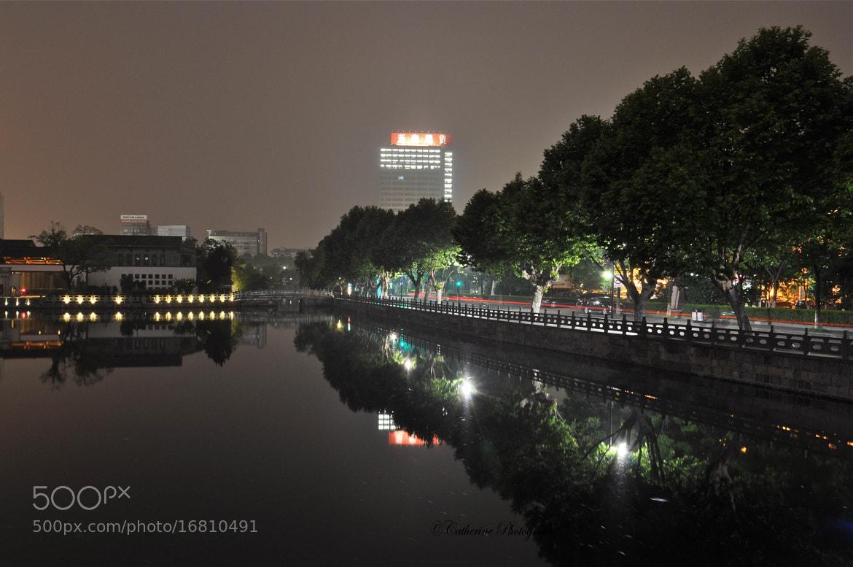 Photograph Moon Lake Park, Ningbo, China by Poh Huay Suen on 500px