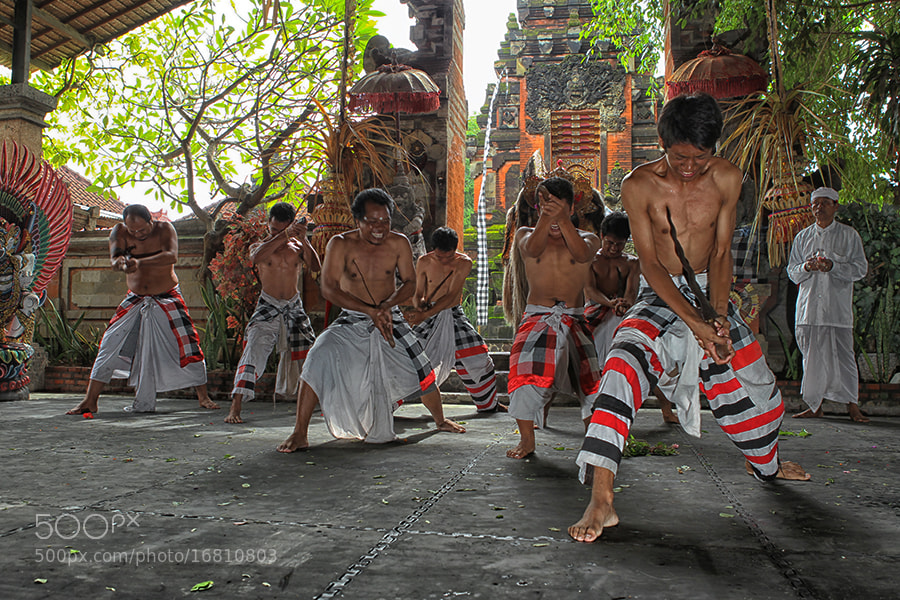 Photograph Dagger Dance by Sanya Ad on 500px