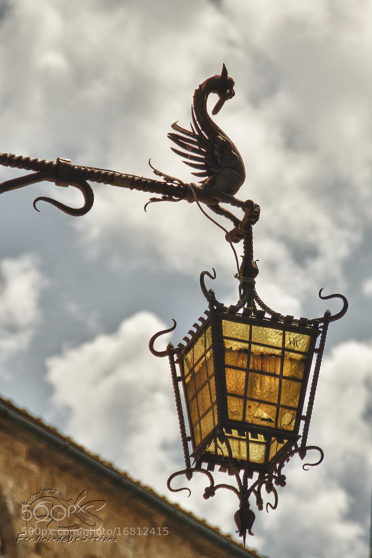 Photograph ~ the lantern ~ by Ferdinando De Stefano on 500px