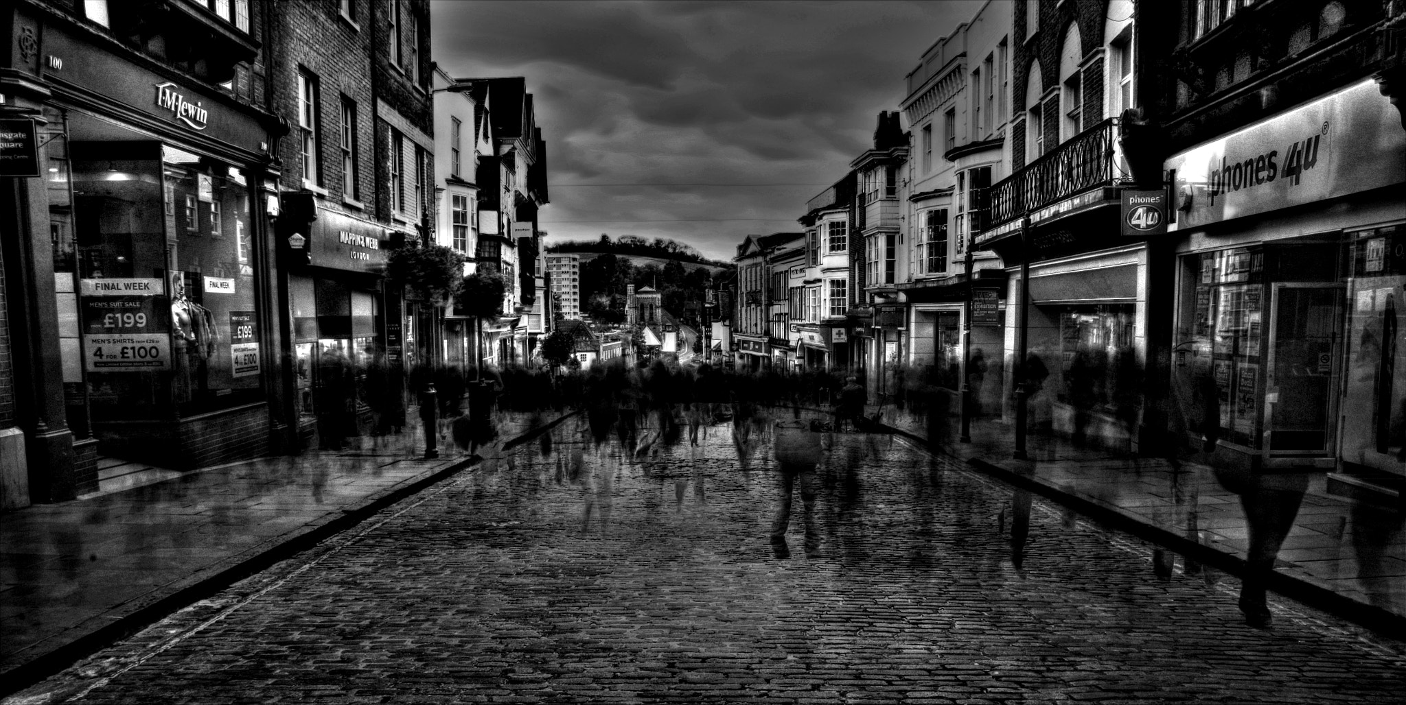 Photograph City of Ghosts by mark baker on 500px