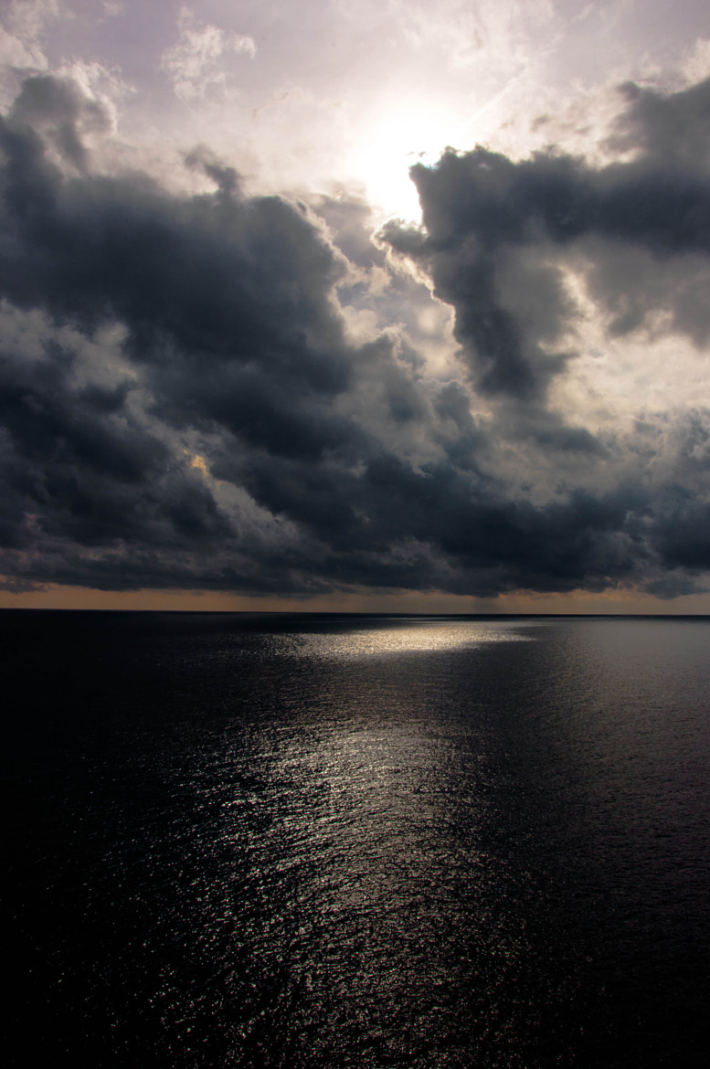 Photograph The Light Between the Clouds by Eyal Joseph Osterman on 500px