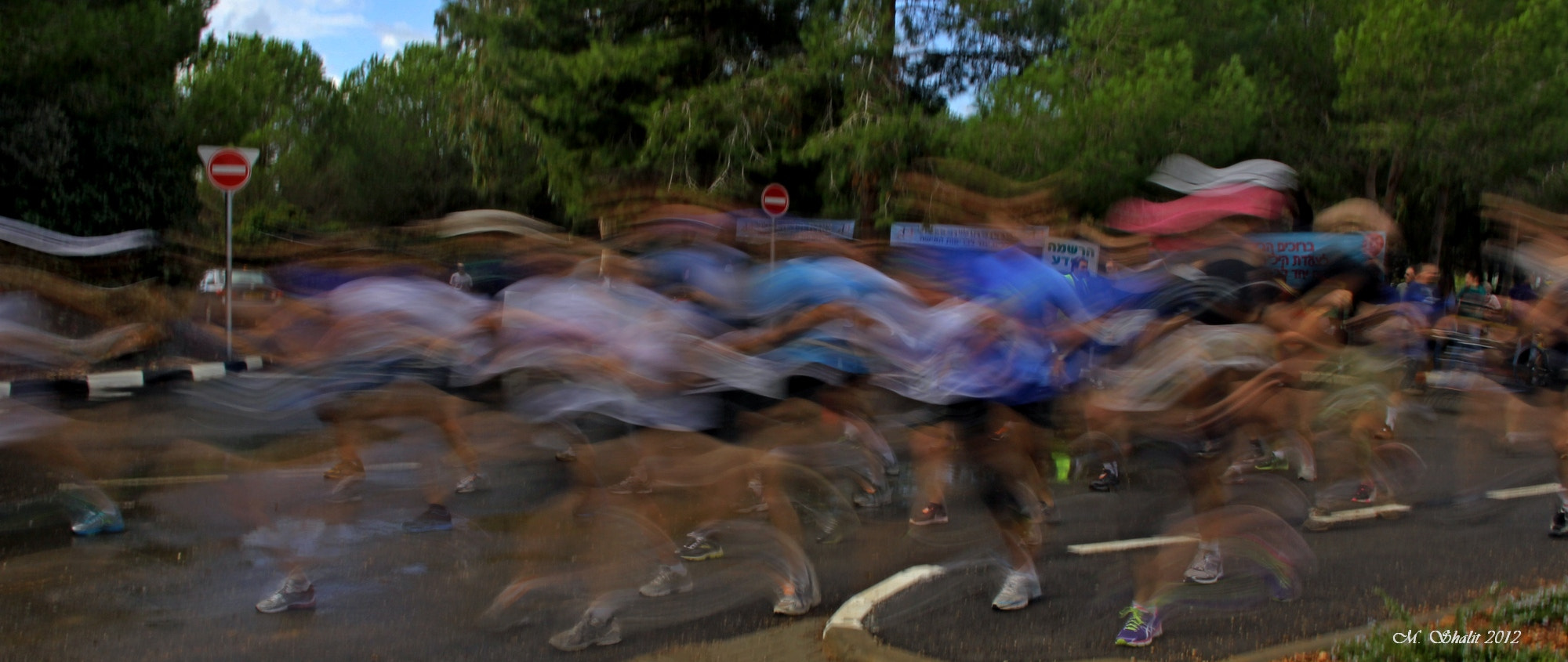 Photograph the runers. by Moshe Shalit on 500px