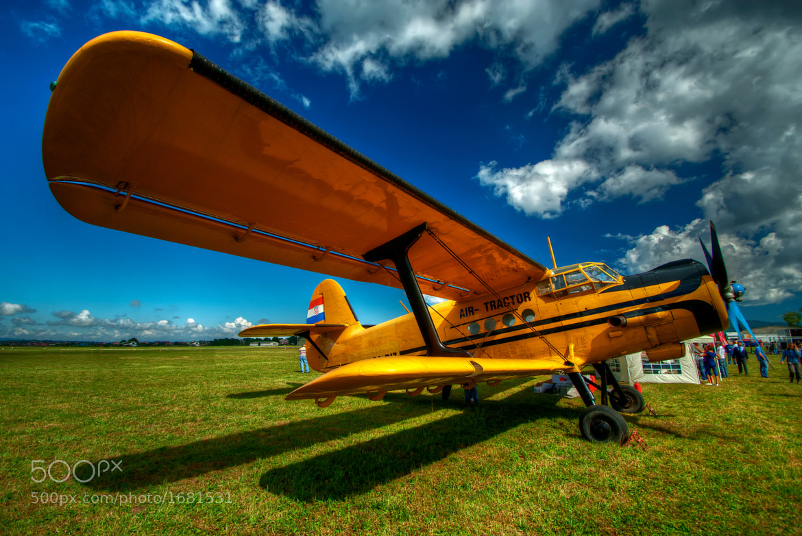 Photograph Antonov An-2R by Boris Frkovic on 500px