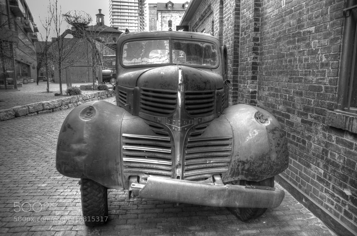 Photograph Old Truck by Harsh  Desai on 500px
