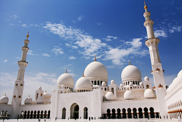 Photograph Sheikh Zayed Mosque by Shivam Arora on 500px