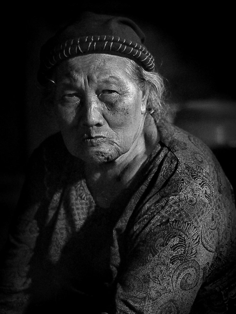 Photograph A Grand mother by zaki Abdullah on 500px