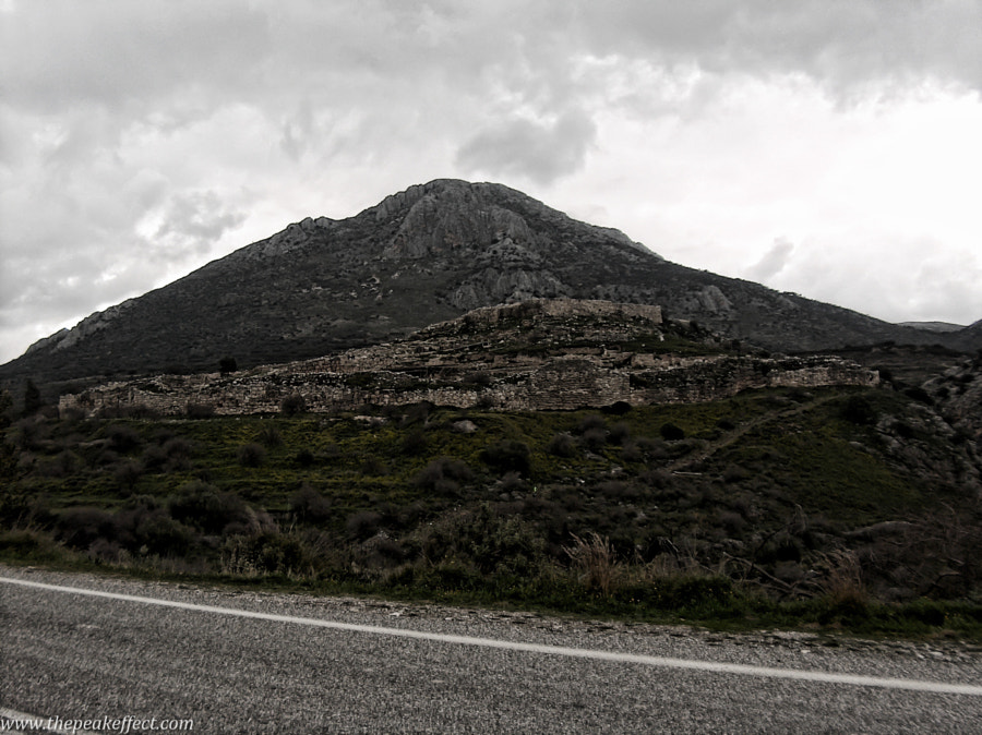 Mycenae by Donato Scarano on 500px.com