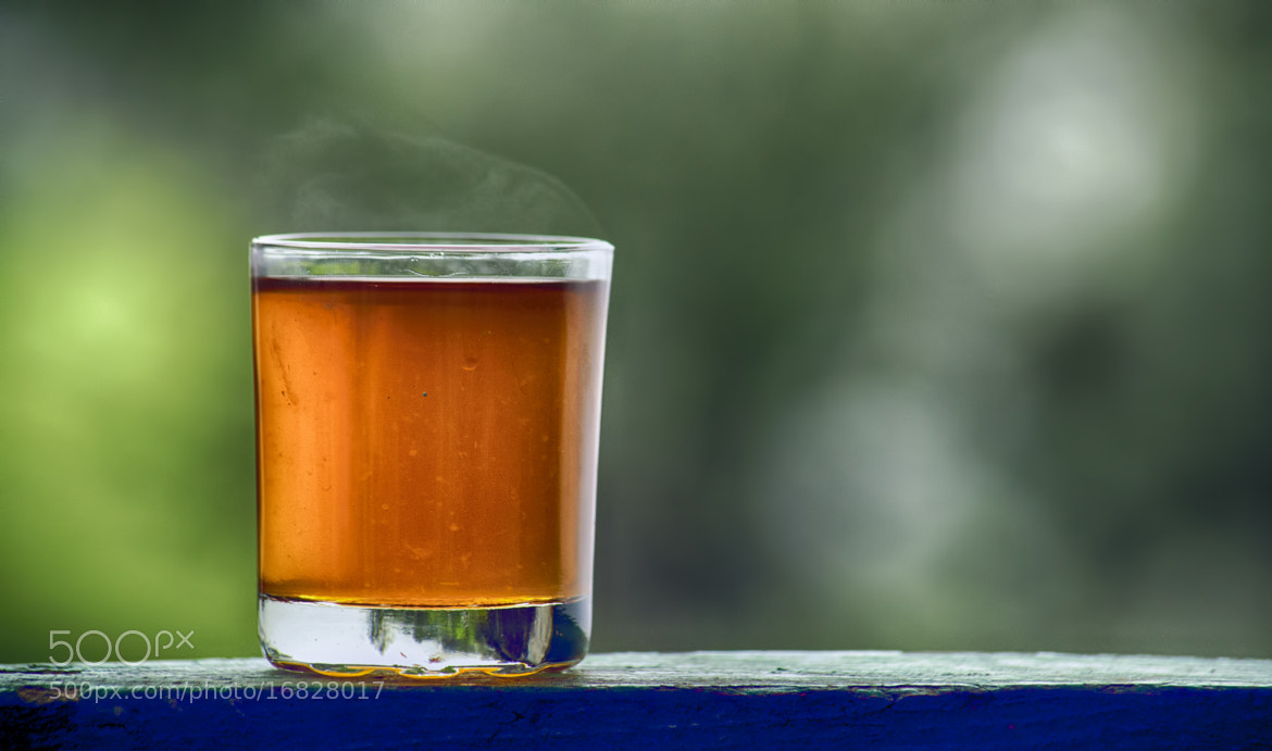 Photograph A sip of fresh tea, Ooty. by Abhish Lohithan on 500px