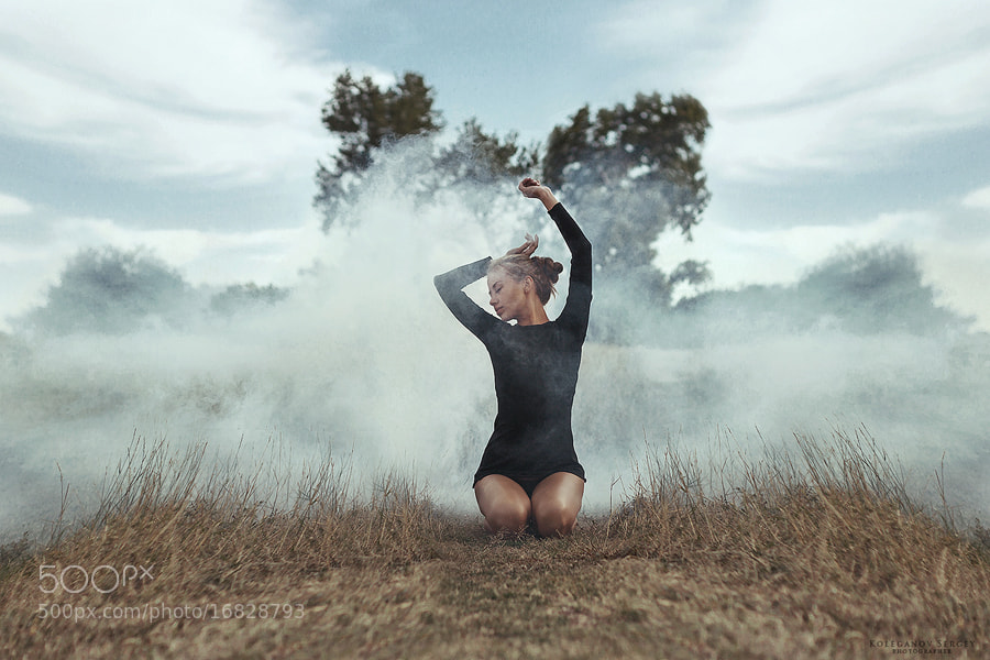 Photograph Alena by Sergey Koleganov on 500px
