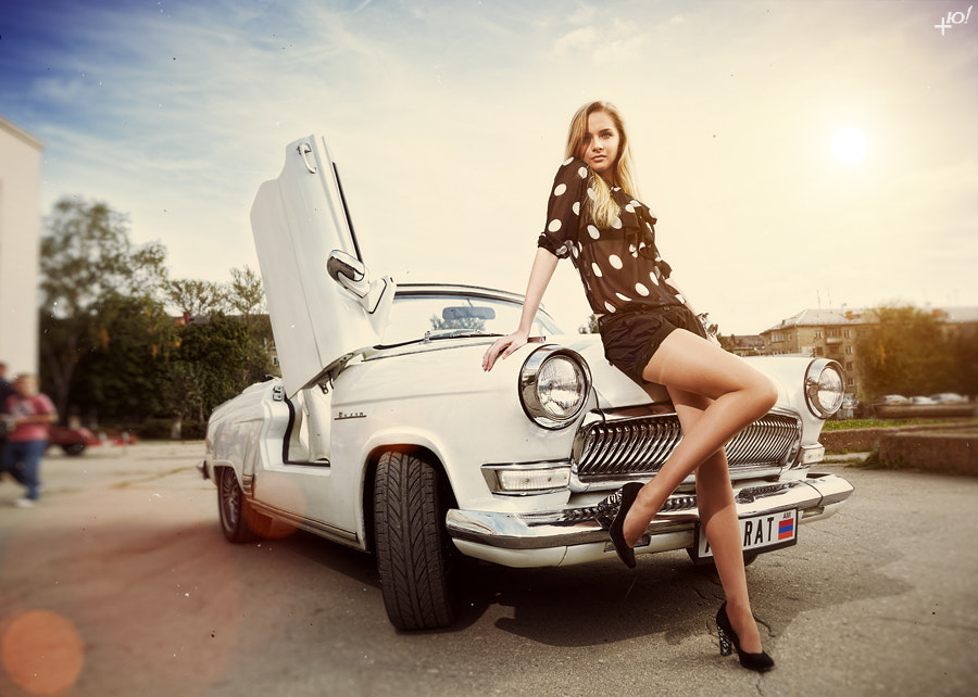 Photograph hot rod by Umir Skiba on 500px