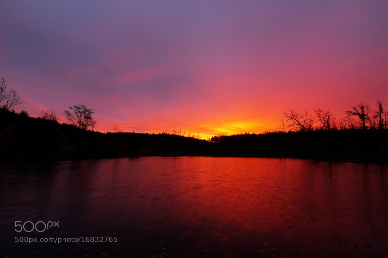 Photograph Sunrise by Igor Baranov on 500px