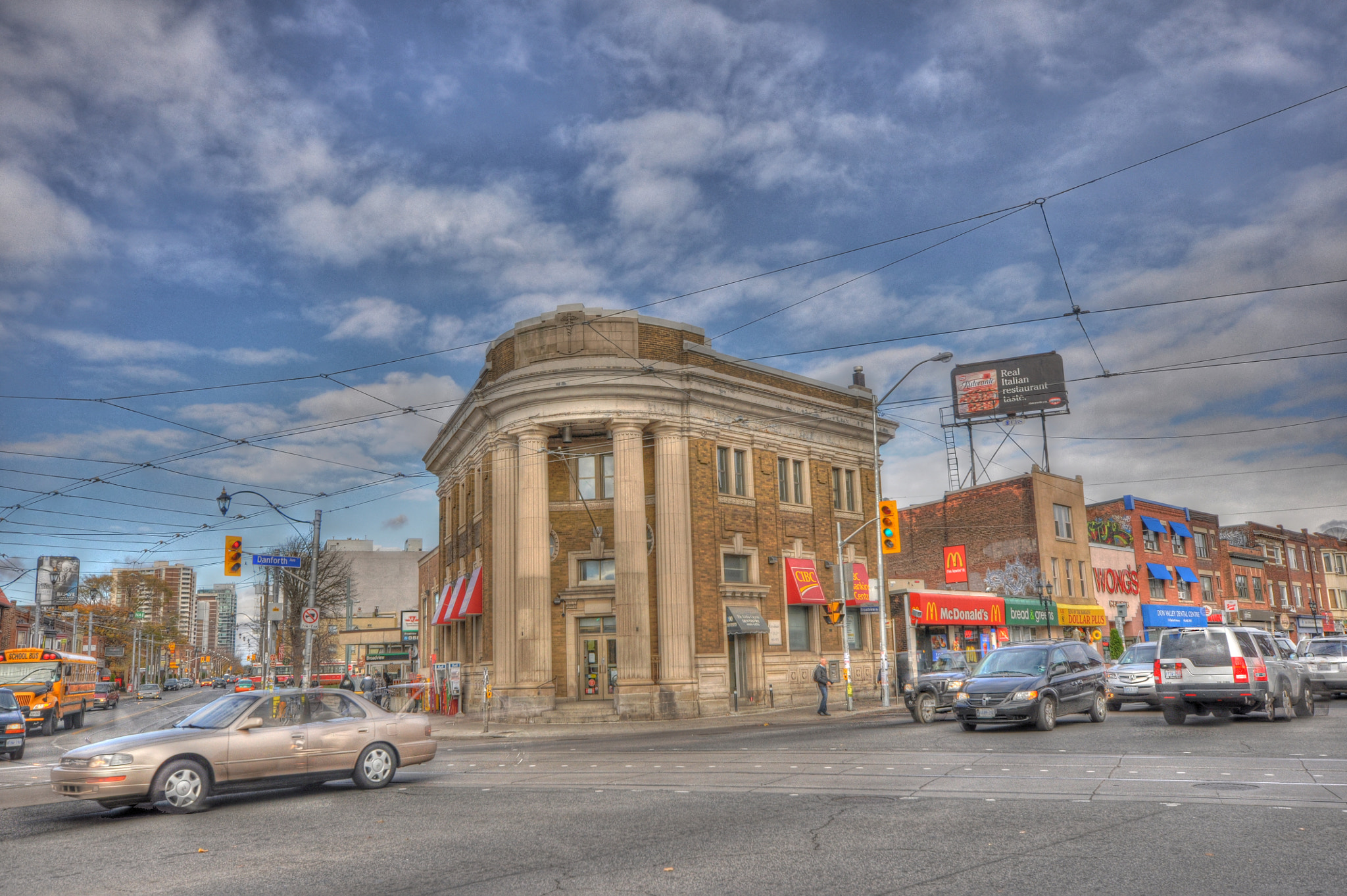Photograph Bank on the Danforth by Peter Gowdy on 500px