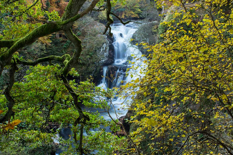 Photograph Reekie Linn waterfall by Adam Z on 500px
