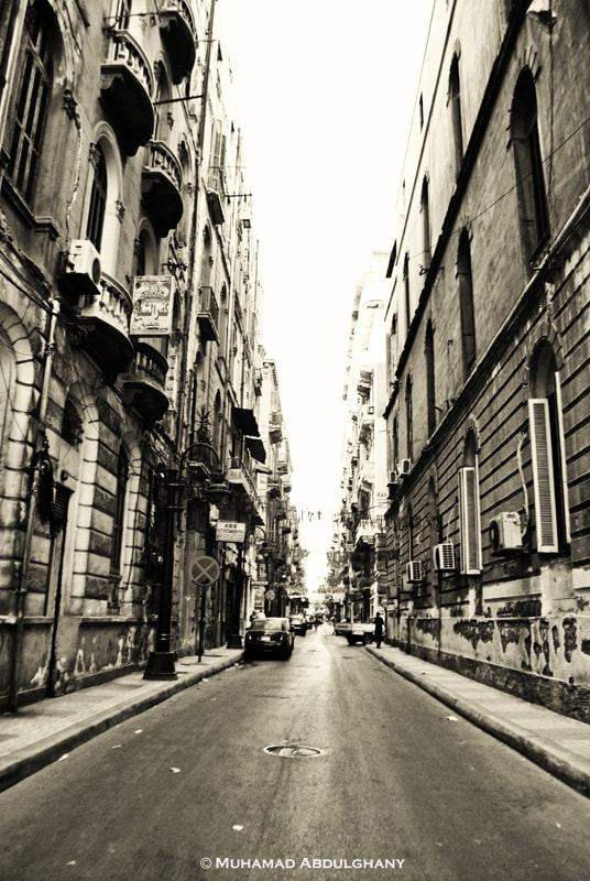 Photograph Our Old Street by Muhamad Abdulghany on 500px