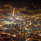 ������, ������: Night Moscow