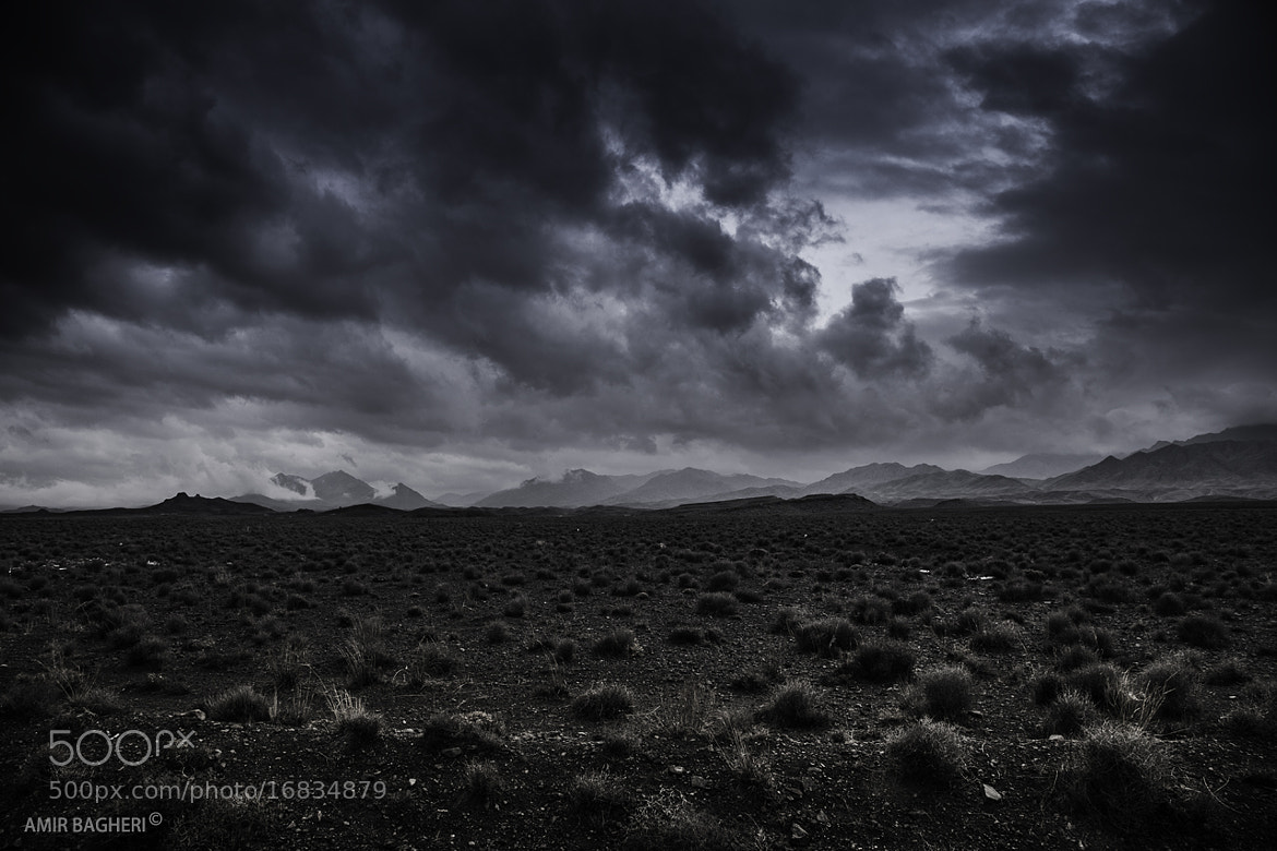 Photograph Desert by Amir  Bagheri on 500px