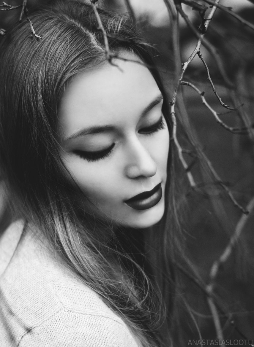 Photograph Alina by Anastasia Slootu on 500px