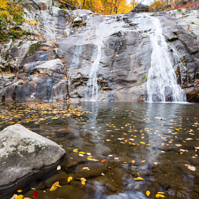 Whiteoak Canyon Falls by Brandon Dewey (Middledewey)) on 500px.com