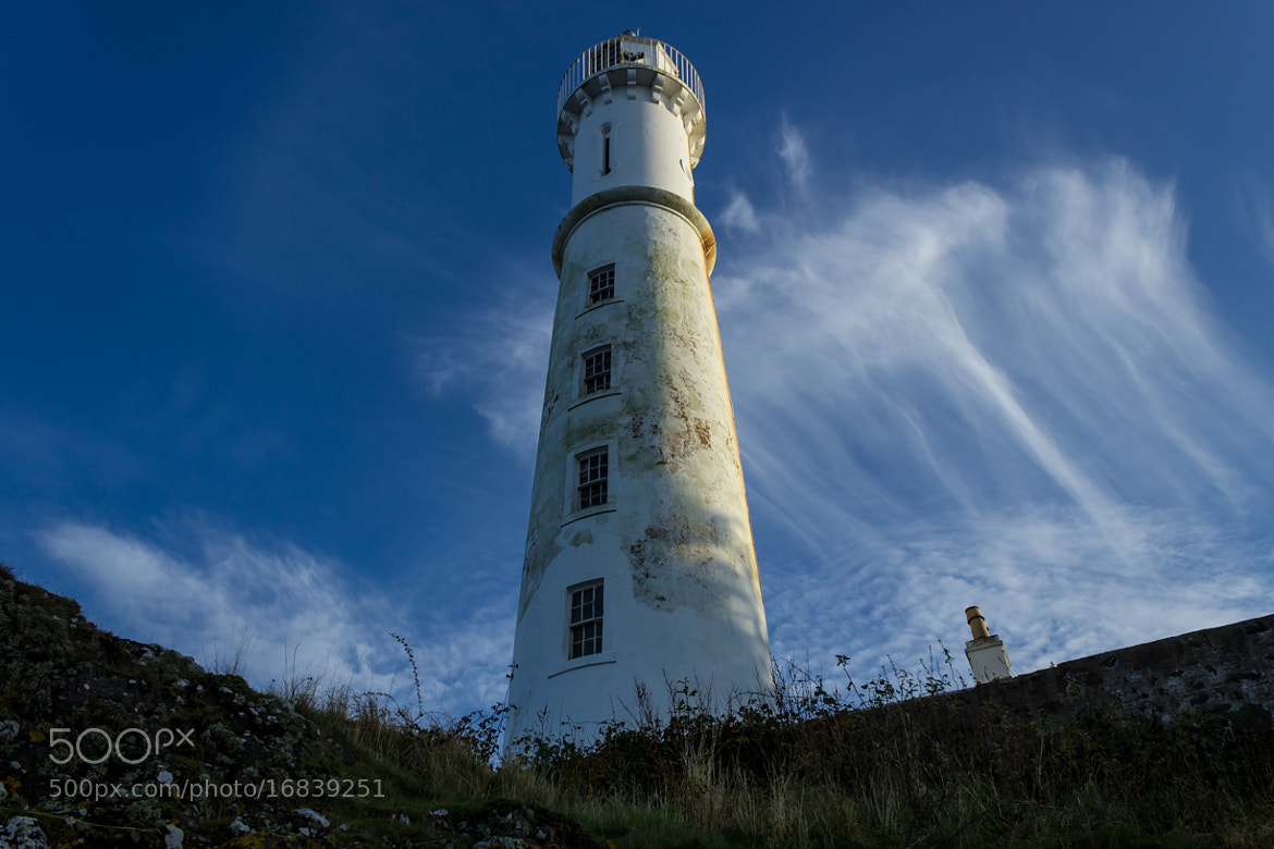 Photograph Lighthouse in Tayport 2 by Adam Z on 500px