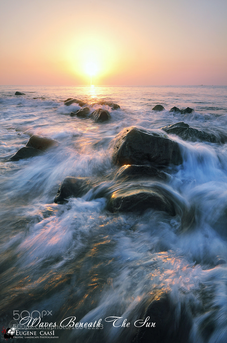Photograph WAVES BENEATH THE SUN by Eugene Caasi on 500px