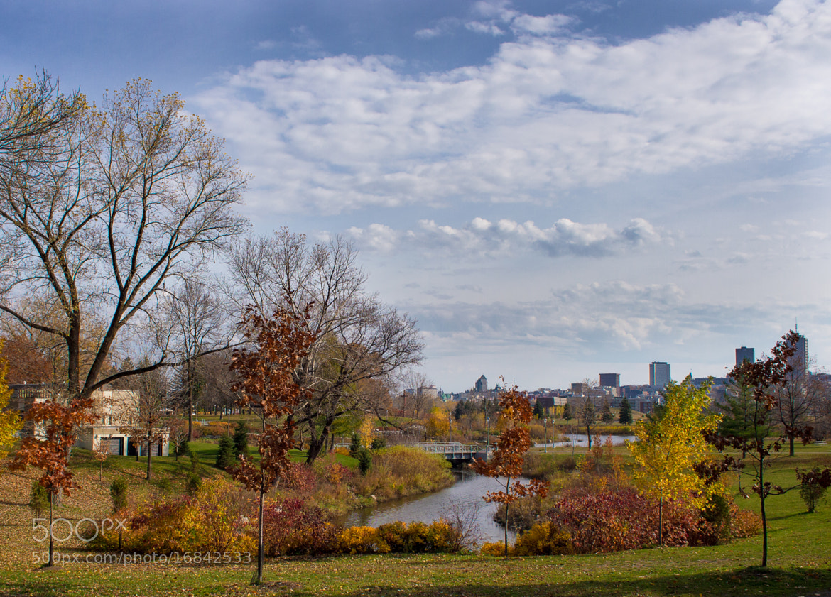 Photograph St-Charles River by Pierre-Alexandre Garneau on 500px