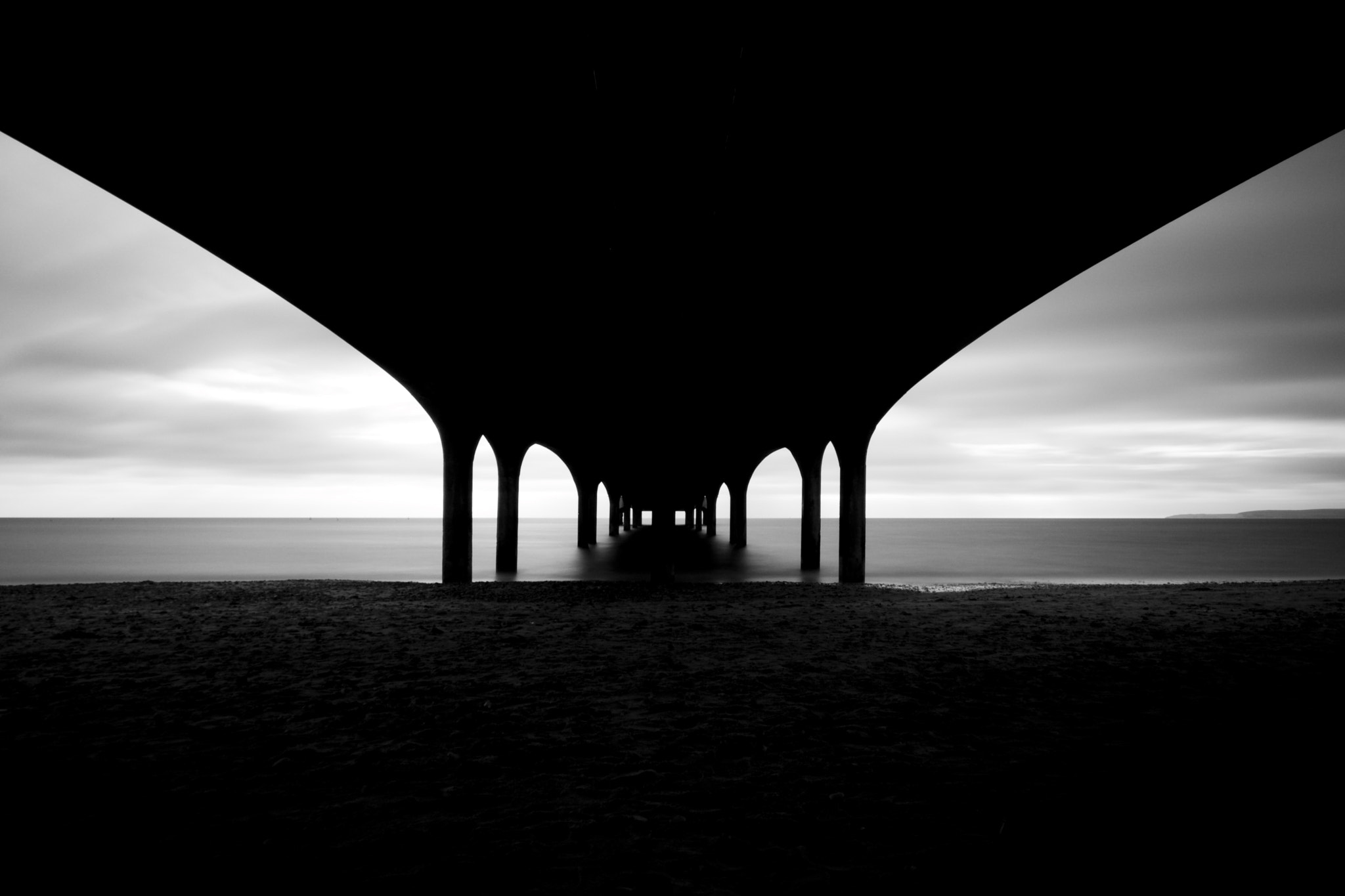 Photograph BOSCOMBE PIER by Mike Francis on 500px