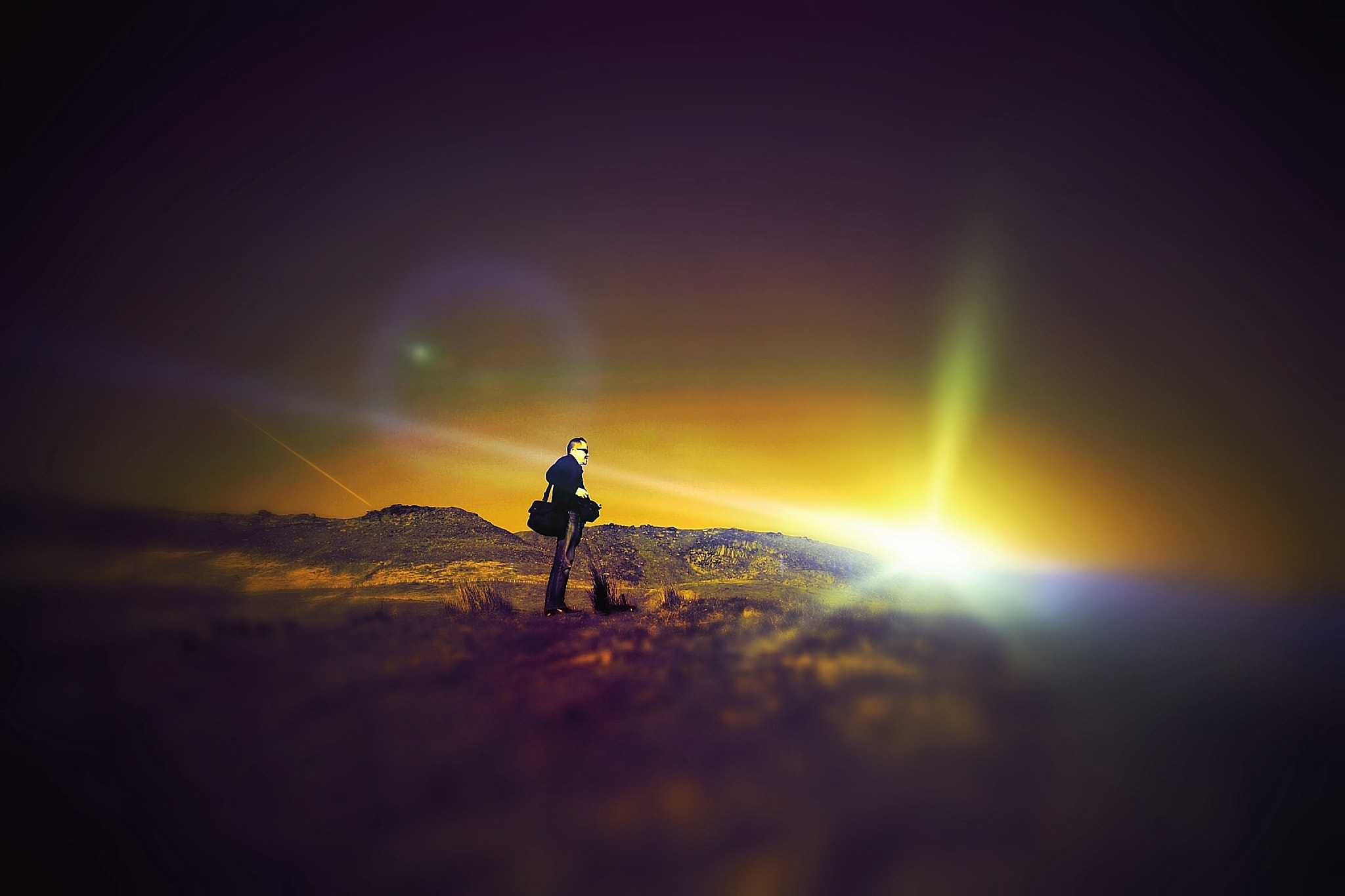 Photograph Planetary Traveller by Phil Martin on 500px