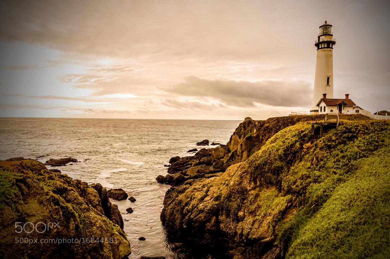 Photograph Lighthouse by Mark Ellison on 500px