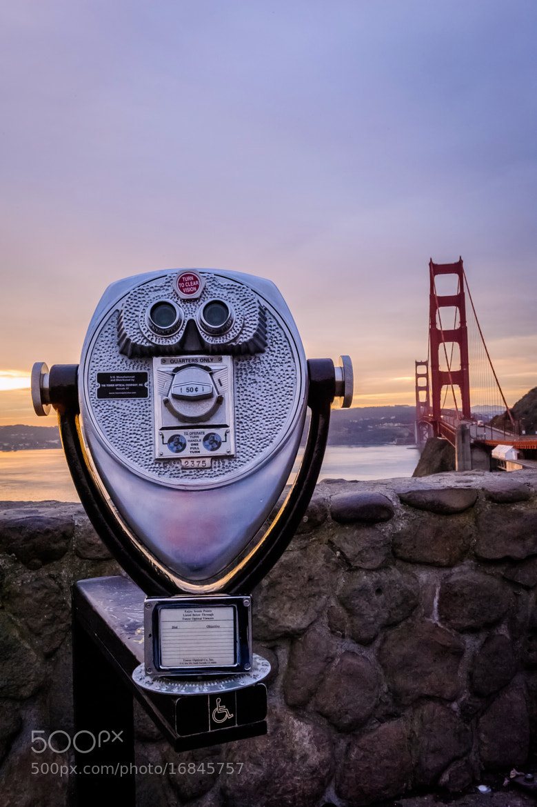 Photograph View to the Golden Gate by Mark Ellison on 500px