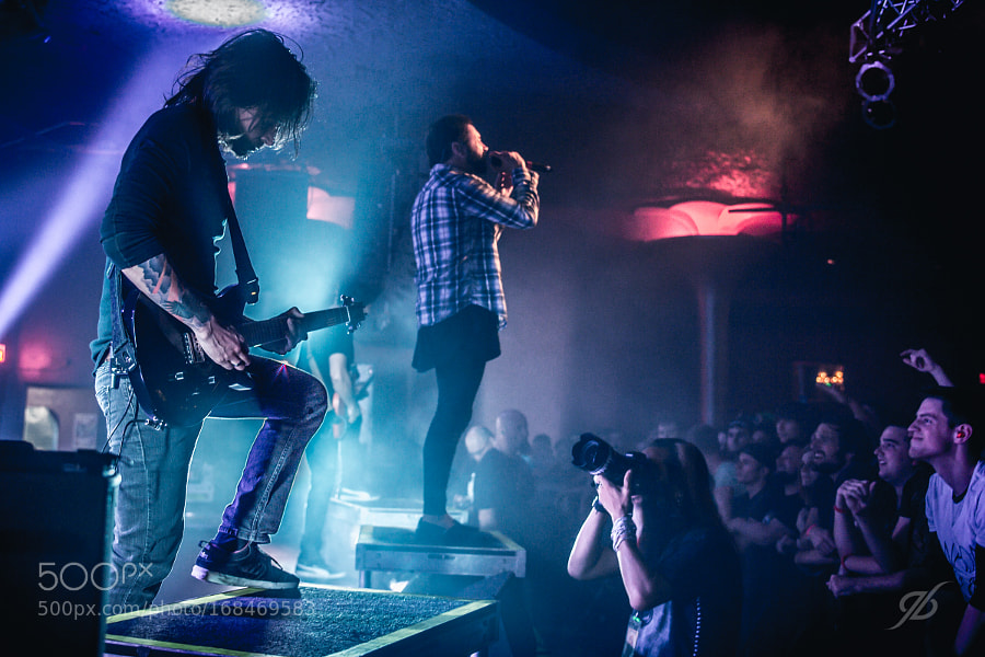 Periphery at Showbox Seattle