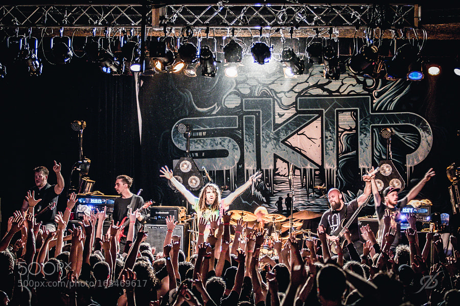 SikTh at Showbox Seattle