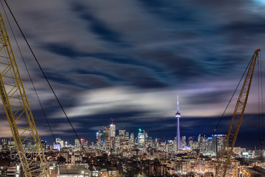 Clouds at Night by Richard Gottardo (RichardGottardo) on 500px.com
