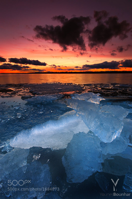 Photograph Ice and Fire by Younes Bounhar on 500px