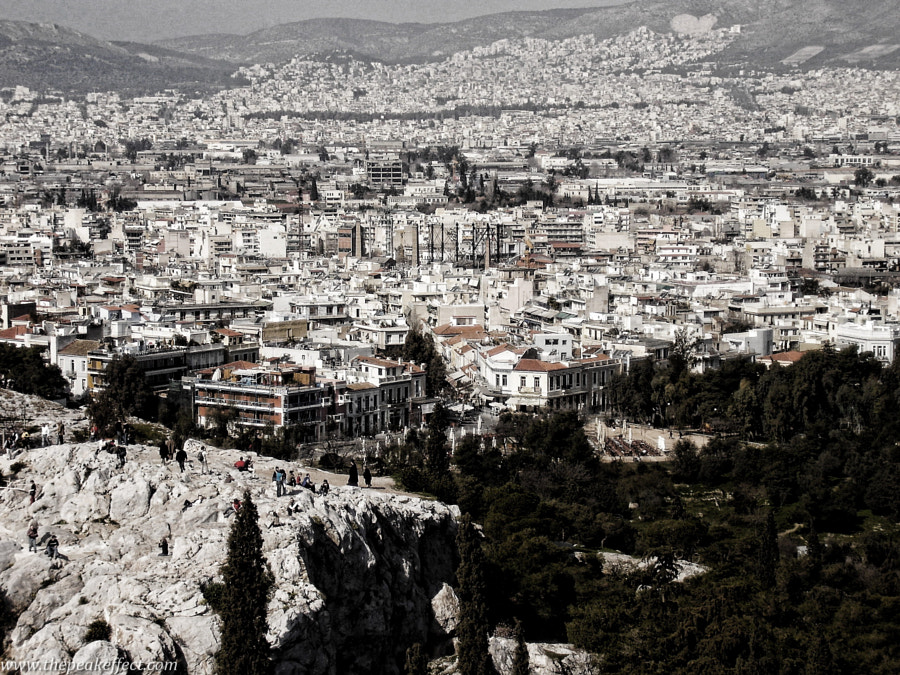 Athens by Donato Scarano on 500px.com