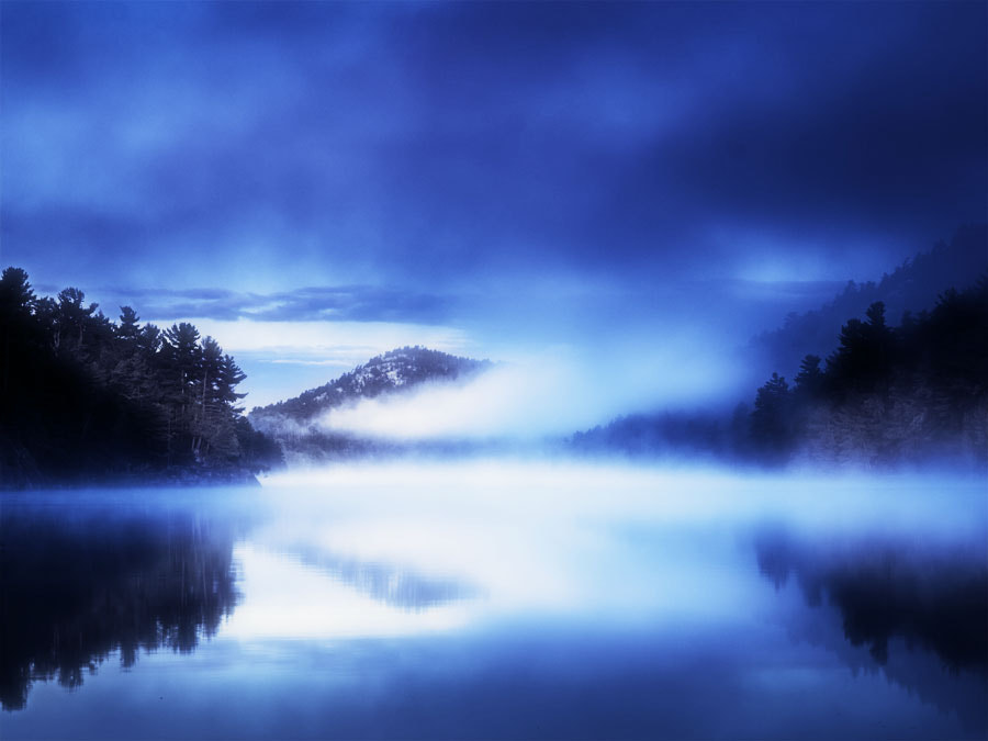 Photograph The Mists of Dawn by Peter Baumgarten on 500px