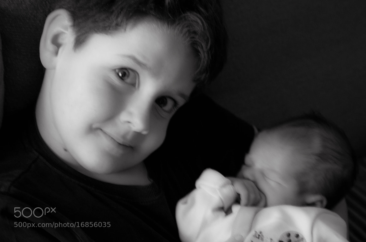 Photograph Son & Daughter by julian john on 500px