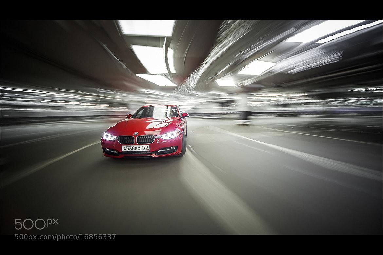 Photograph BMW-335i RigShot 2 by Anton Martynov on 500px