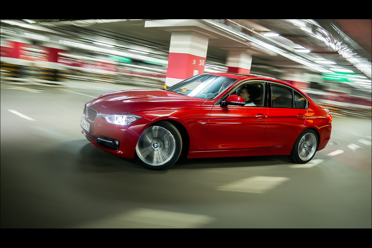 Photograph BMW-335i RigShot 1 by Anton Martynov on 500px