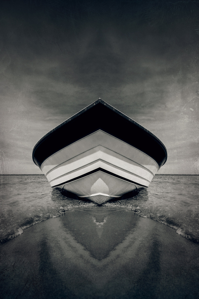 Photograph Boat Duality by Janko Dragovic on 500px